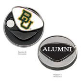Baylor Bears Alumni Ball Marker BU