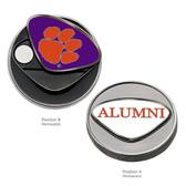 Clemson Tigers University Ball Marker PAW