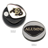 Colorado Buffaloes Alumni  Ball Marker  RALPHIE BUFFALO