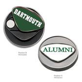 Dartmouth College Alumni Ball Marker DARTMOUTH