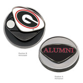 Georgia Bulldogs Alumni Ball Marker G