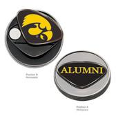 Iowa Hawkeyes Alumni   Ball Marker MASCOT