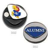 Kansas Jayhawks Alumni Ball Marker MASCOT