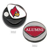 Louisville Cardinals Alumni Ball Marker LOUISVILLE CARDINAL/ALUMNI