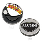 Maryland Terrapins Alumni Ball Marker MARYLAND/ALUMNI