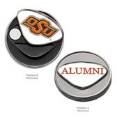 Oklahoma State Cowboys Alumni Ball Marker OKLAHAOMA STATE OSU/ALUMNI