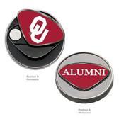 Oklahoma Sooners Alumni Ball Marker OKLAHOMA OU /ALUMNI