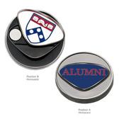 Penn State Nittany Lions Alumni Ball Marker U PENN SHIELD/ALUMNI
