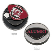 South Carolina Gamecocks Alumni Ball Marker UNIV. SOUTH CAROLINA CAPITAL C/ALUMNI