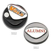 """Tennessee Volunteers Alumni Ball Marker TENNESSEE """"VOLS""""/ALUMNI"""