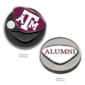 """Texas A&M Aggies Alumni  Ball Marker TEXAS A&M """"ATM""""/ALUMNI"""