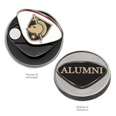 "United States Military Academy Alumni Ball Marker ARMY ""SHIELD""/ALUMNI"