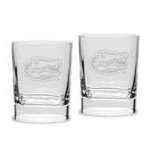 Florida Gators 15 oz Colonial Tankard-Set of 2