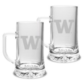 Washington Huskies 17.5 oz Maxim Mug - Set of 2