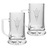 Arizona State Sun Devils 17.5 oz Maxim Mug - Set of 2