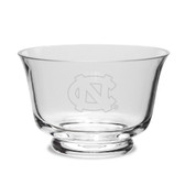 North Carolina Tar Heels Crystal Revere Bowl