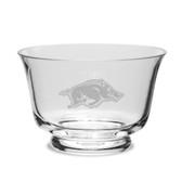 Arkansas Razorbacks Crystal Revere Bowl