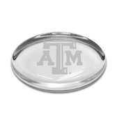 Texas A&M Aggies Oval Paperweight