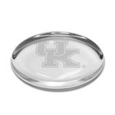 Kentucky Wildcats Oval Paperweight