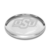 Oklahoma Sooners Oval Paperweight