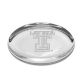 Texas Tech Red Raiders Oval Paperweight