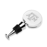 Texas A&M Aggies Crystal Wine Stopper