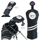 New York University Alumni Driver Headcover NYU INITIALS/ALUMNI
