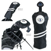 Rice Owl Alumni Driver Headcover RICE CAPITAL R/ALUMNI