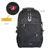 Alabama Crimson Tide Executive Backpack ALABAMA CREST/ALABAMA CAPITAL A