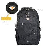 "Tennessee Volunteers  Executive Backpack TENNESSEE ""VOLS""/TENNESSEE CAPITAL T"