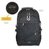 "Colorado Buffaloes Alumni  Executive Backpack UNIV COLORADO ""CU""/ALUMNI"