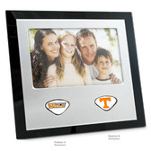 "Tennessee Volunteers  Photo Frame TENNESSEE ""VOLS""/TENNESSEE CAPITAL T"