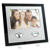 Michigan State Spartans Alumni Photo Frame MICHIGAN STATE CAPITAL S/ALUMNI