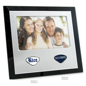 Rice Owl Alumni Photo Frame RICE WORD/ALUMNI
