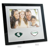 Michigan State Spartans Alumni Photo Frame MICHIGAN STATE SPARTY/ALUMNI