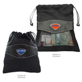 Florida Gators Alumni Valuables Bag FLORIDA WORD/ALUMNI