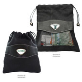 Michigan State Spartans Alumni Valuables Bag MICHIGAN STATE CAPITAL S/ALUMNI
