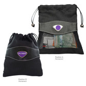 New York University Alumni Valuables Bag NYU CREST/ALUMNI