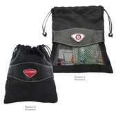 Alabama Crimson Tide Alumni Valuables Bag ALABAMA CREST/ALUMNI