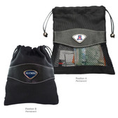 Arizona Wildcats Alumni Valuables Bag UNIV. OF ARIZONA CAPITAL A/ALUMNI