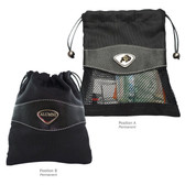 Colorado Buffaloes Alumni  Valuables Bag UNIV. COLORADO RALPHIE BUFFALO/ALUMNI