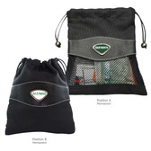 Dartmouth College Alumni Valuables Bag DARTMOUTH WORD/ALUMNI