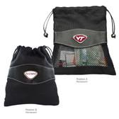 "Virginia Tech Hokies Alumni Valuables Bag Virginia Tech Hokies ""VT""/ALUMNI"