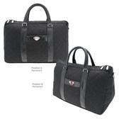 University of Chicago Women's Duffel Bag U CHICAGO WORD/U CHICAGO CREST