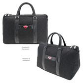 Nebraska Cornhuskers Women's Duffel Bag NEBRASKA HUSKERS/NEBRASKA WORD