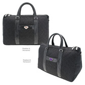LSU Tigers Alumni Women's Duffel Bag LSU MASCOT - TIGER/ALUMNI