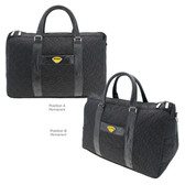 Michigan Wolverines Alumni Women's Duffel Bag MICHIGAN WORD/ALUMNI