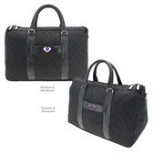 New York University Alumni Women's Duffel Bag NYU CREST/ALUMNI