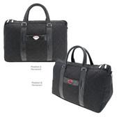 Oklahoma Sooners Alumni Women's Duffel Bag OKLAHOMA  WORD /ALUMNI