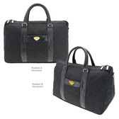 Michigan Wolverines Alumni Women's Duffel Bag MICHIGAN CAPITAL M/ALUMNI